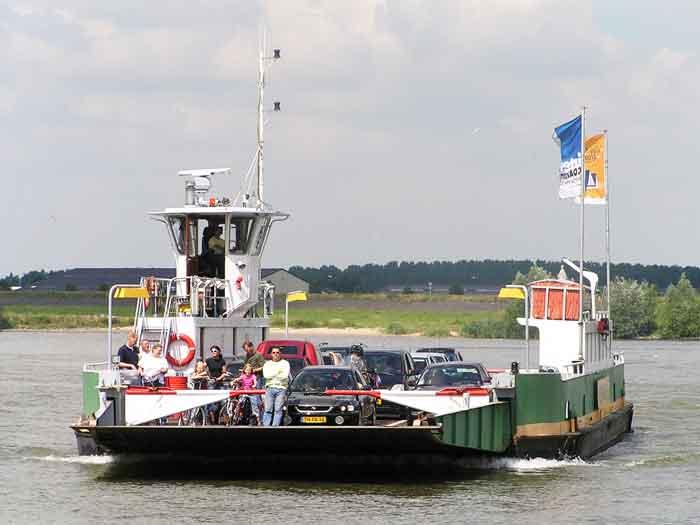 Veerdiensten Nederland Vaartijden Nederlandse Veerponten