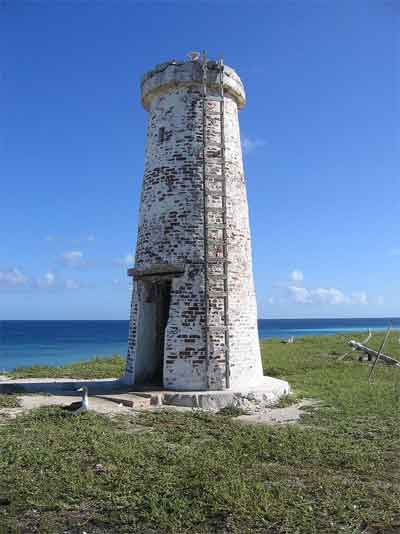 Vuurtoren Baker Island Light