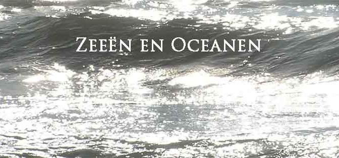 Zeeën en Oceanen Diepte Omvang Ligging