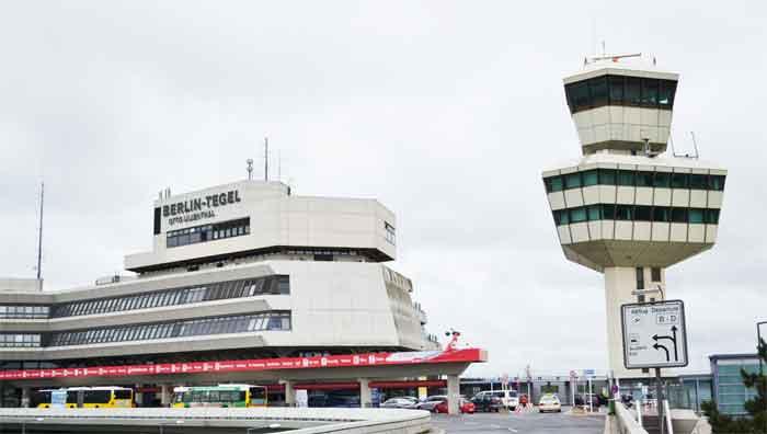 Luchthaven Berlijn-Tegel