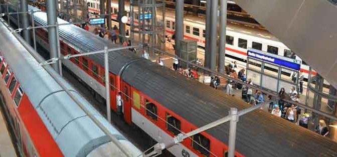 Spoorwegen Stations en Treinen