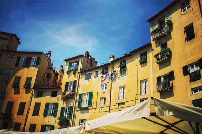 Toscane Tips Bezienswaardigheden - Lucca