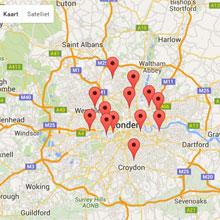 Stadion In Londen Voetbalstadions Informatie Overzicht